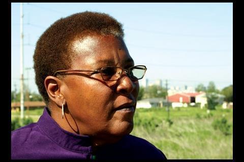 Pam Dashiell, local resident